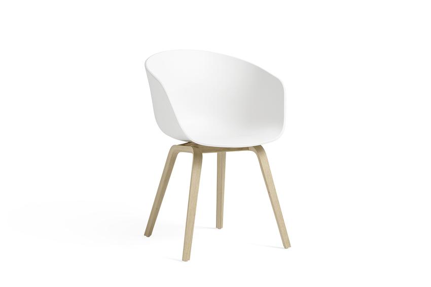 AAC 22 chair, white