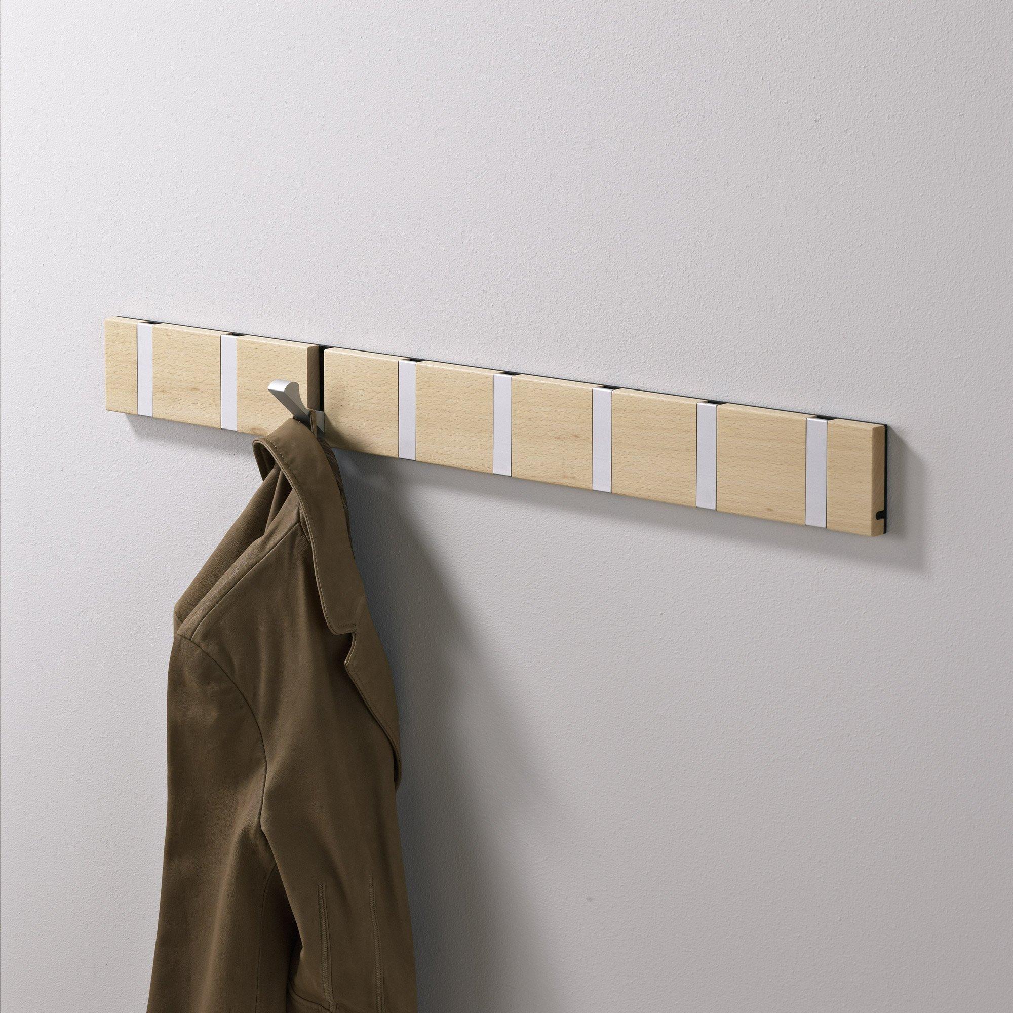 Knax 8 horizontal hooks