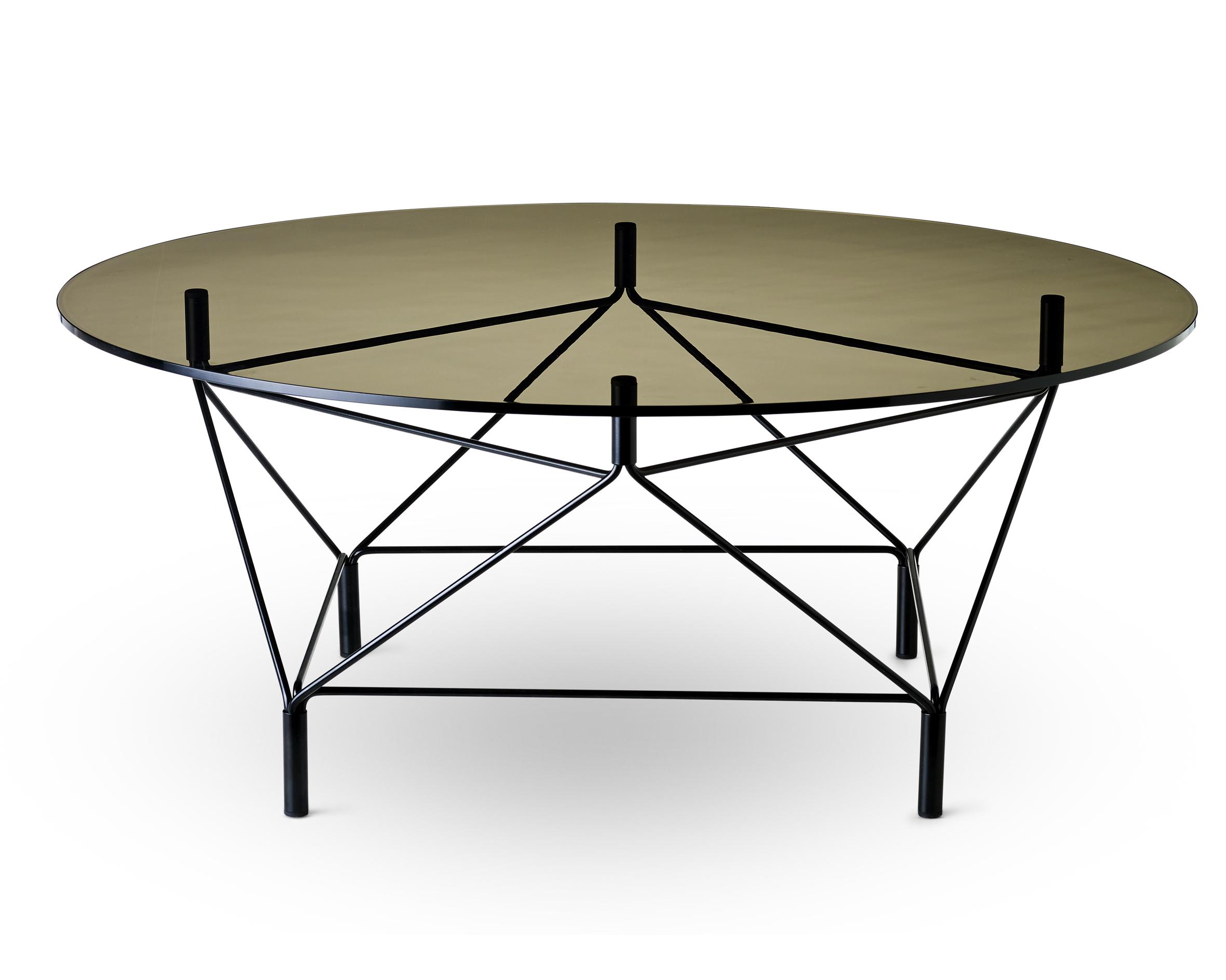 Spider coffee table 105cm Diameter