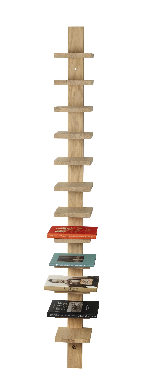 Pilaster shelf