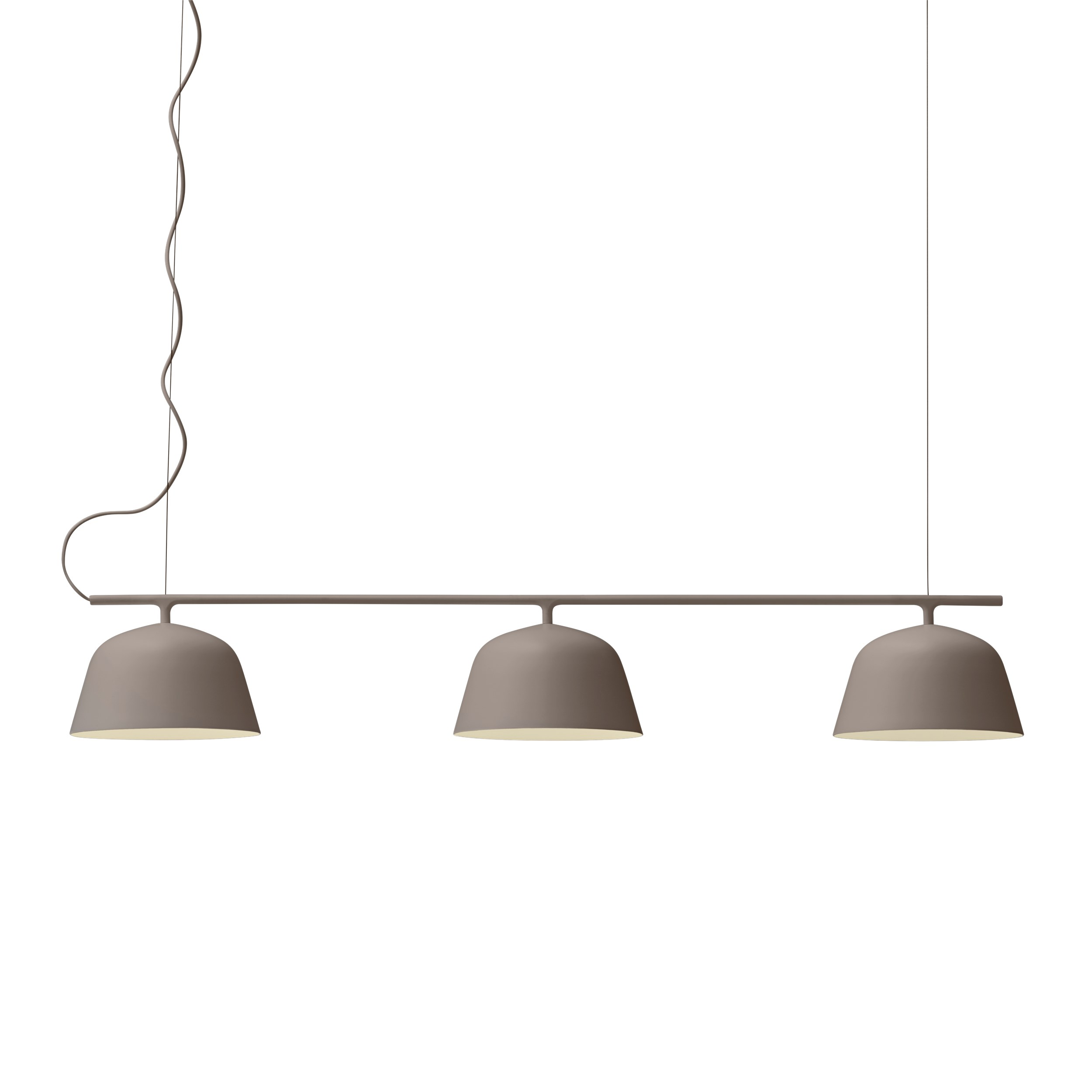 Ambit Suspension Rail lamp