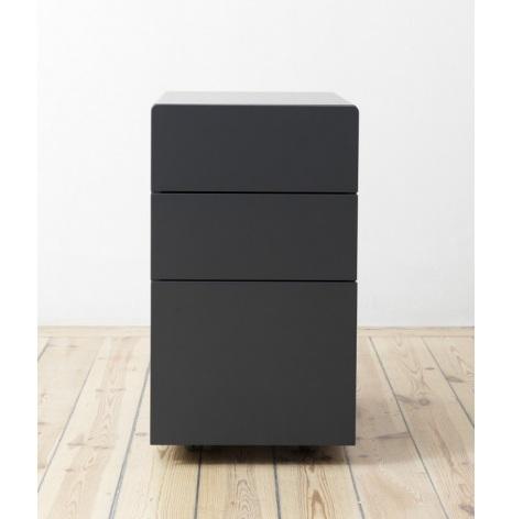 Overtime Small Cabinet-Graphite