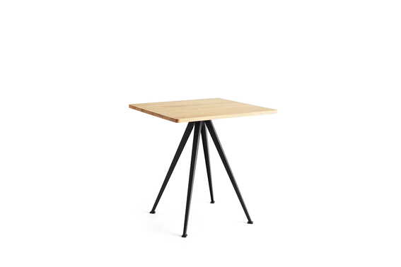 Pyramid Café Table 21, 70 x 70 cm