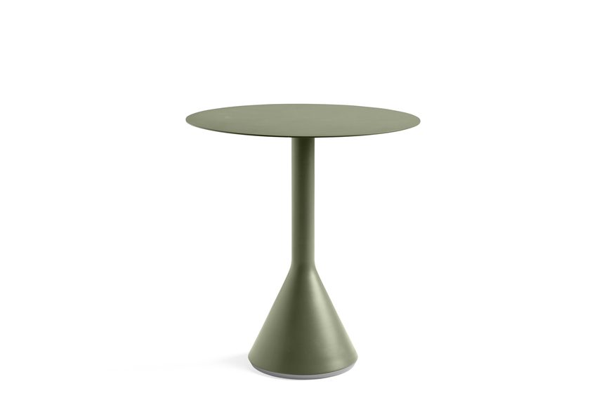 Palissade Round Cone Table 70cm
