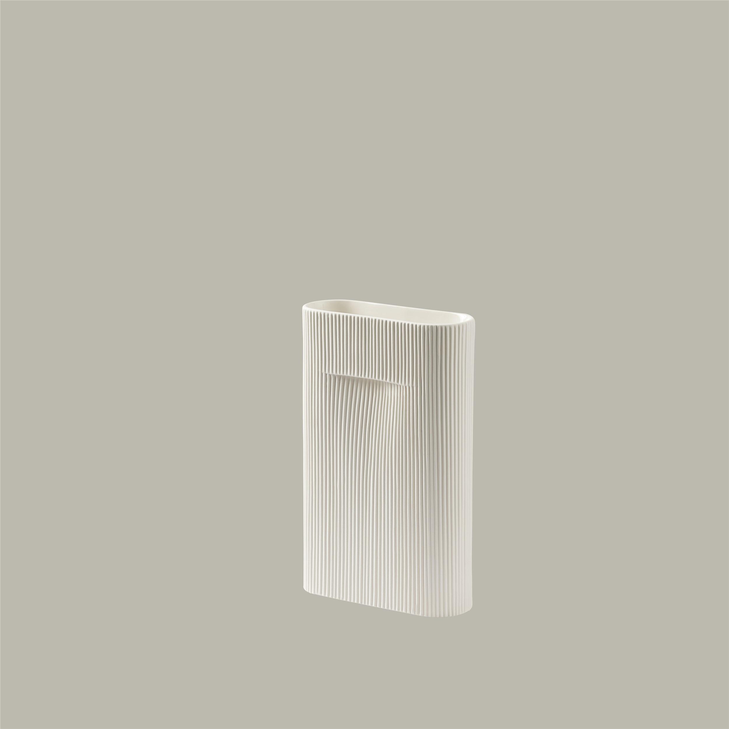 Ridge Vase S