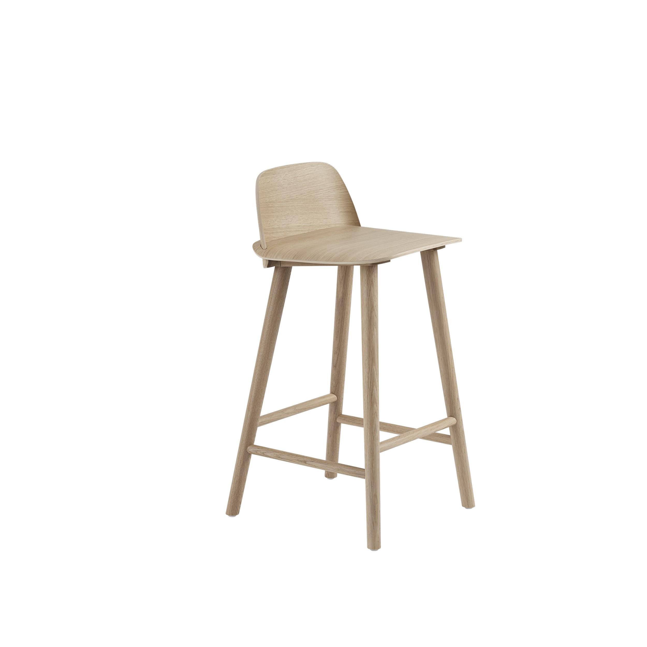Nerd Bar stool Low