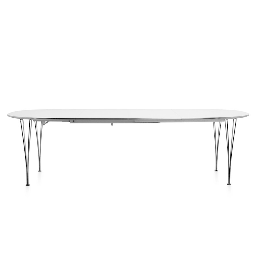 Super Elliptical Extension Table