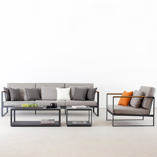 Garden Easy Sofa 2 seater
