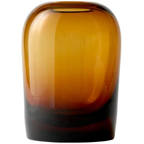 Troll Vase XL-Amber