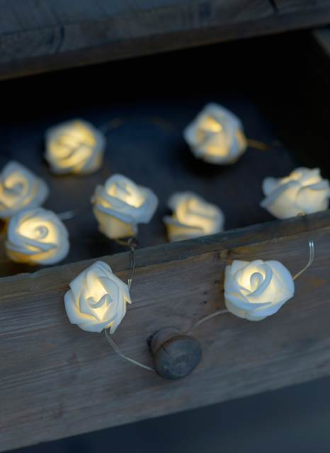 Rose Garland light