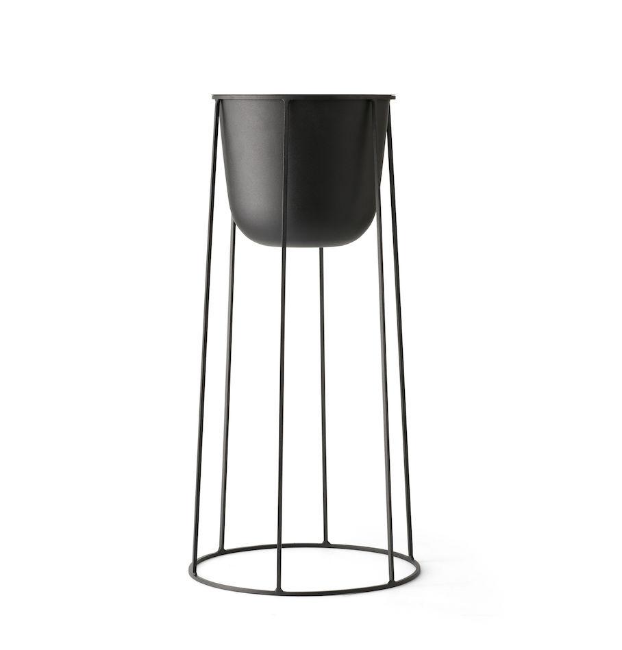 Wire Base & Plant Pot- 60cm