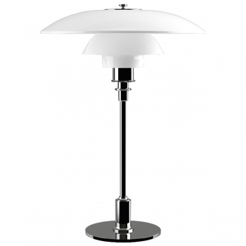 PH Table Glass lamp 3 1/2- 2 1/2