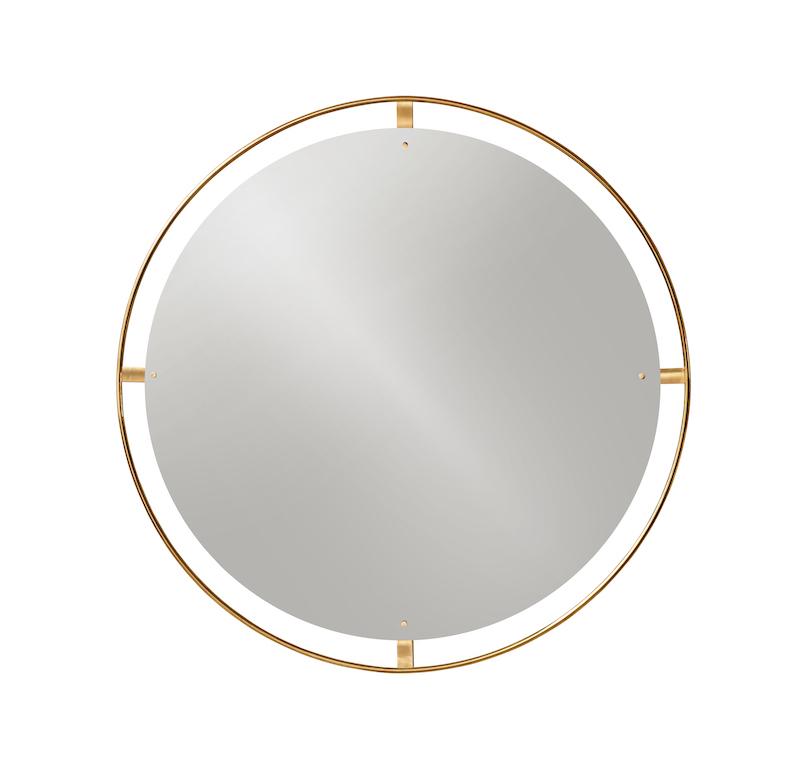 Nimbus Wall Mirror 110cm
