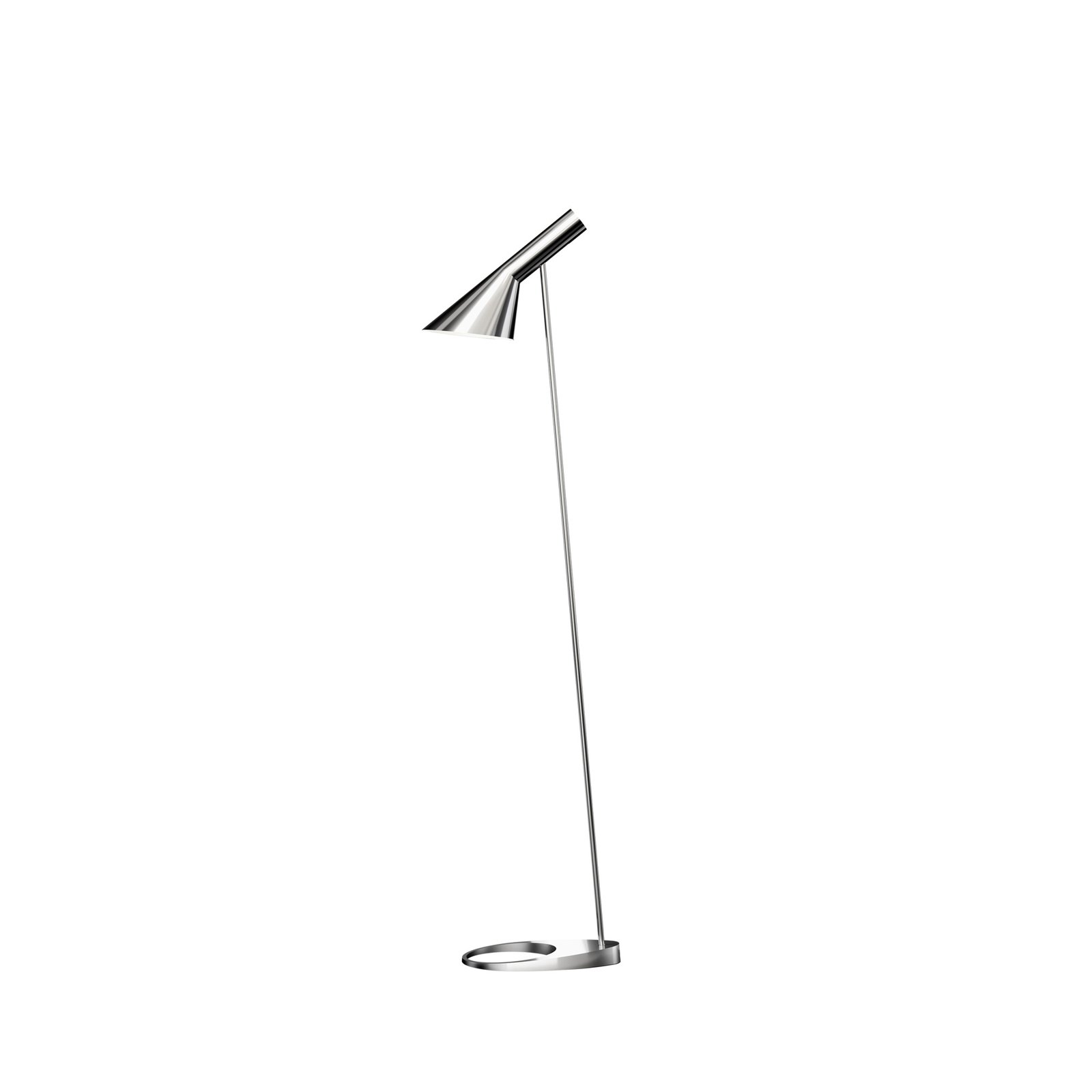 AJ Floor Lamp Stainless Steel