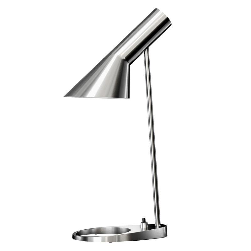 AJ Mini Table Lamp Stainless Steel