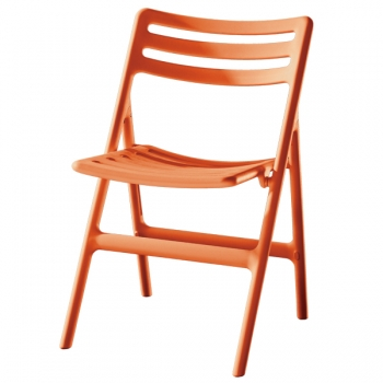 Air Folding chair, sold in pairs