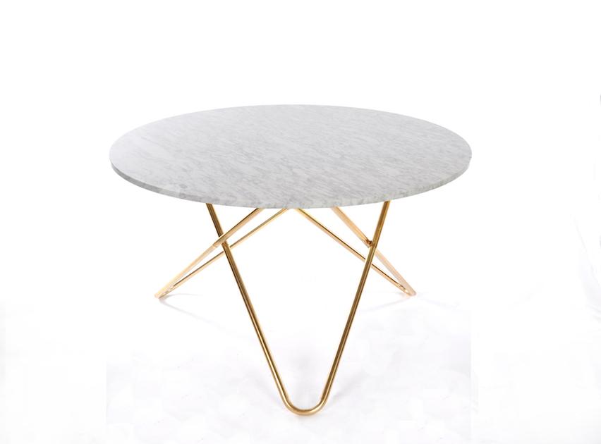 Big O Table Marble