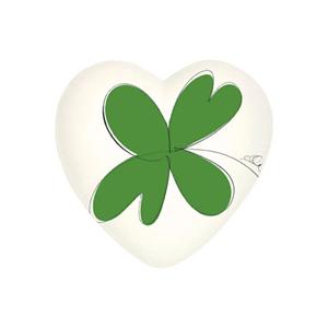 Heart Good Luck Ceramic