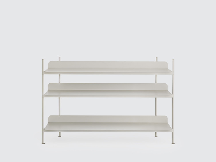 Compile Shelving System-No 2
