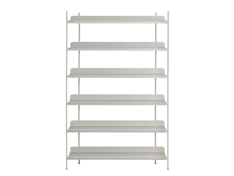 Compile Shelving System-No 4