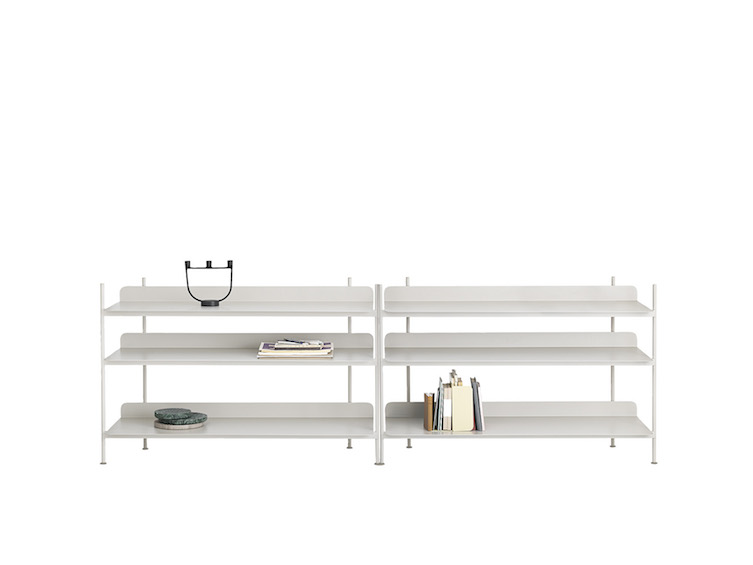 Compile Shelving System-No 6