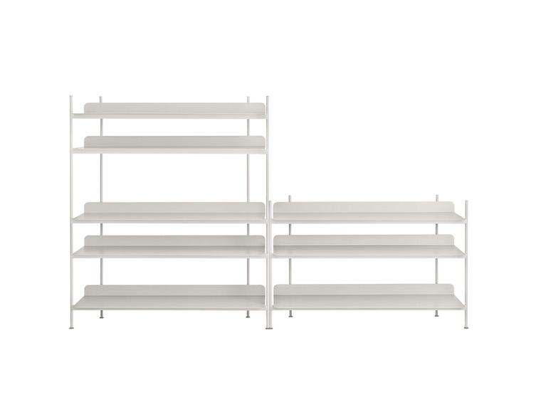 Compile Shelving System-No 7