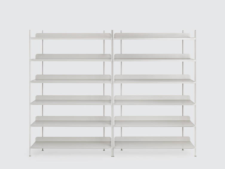 Compile Shelving System-No 8