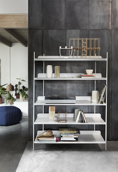 Compile Shelving System-No 3