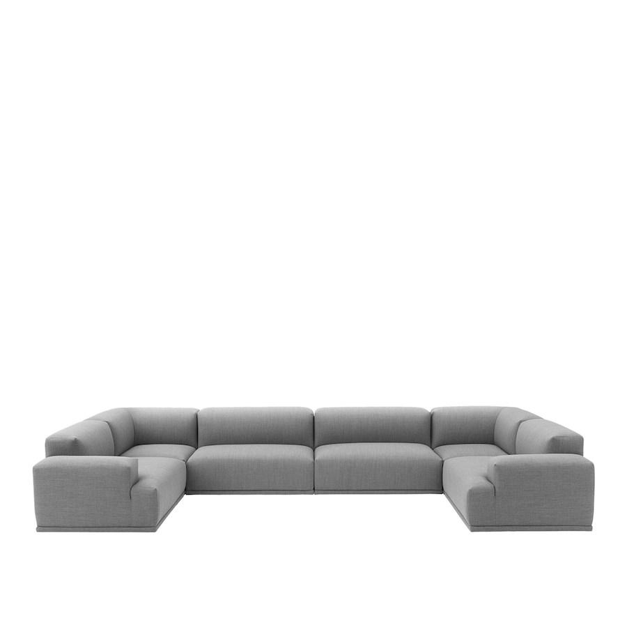 Connect Modular Sofa No 4