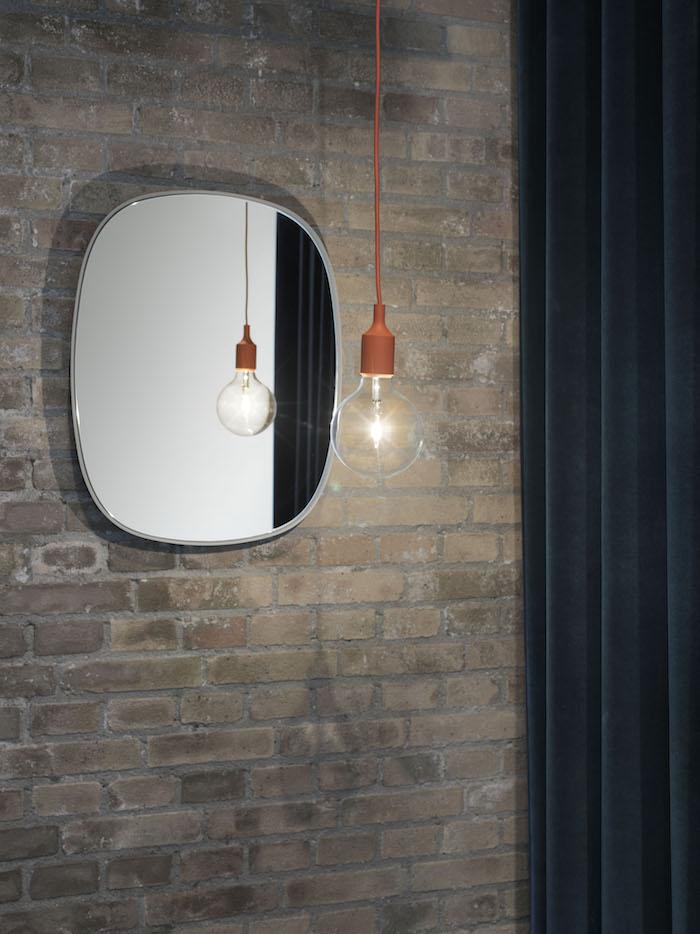 Framed Mirror Small