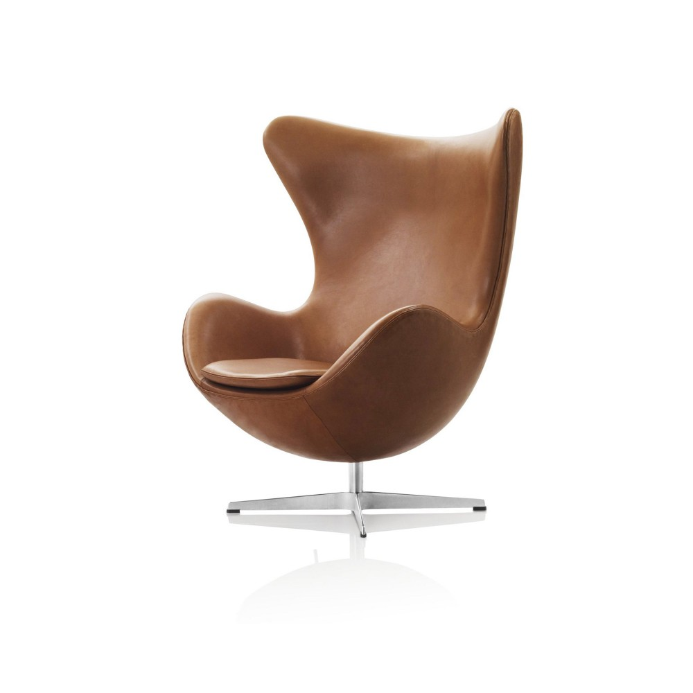 EGG chair Grace Leather