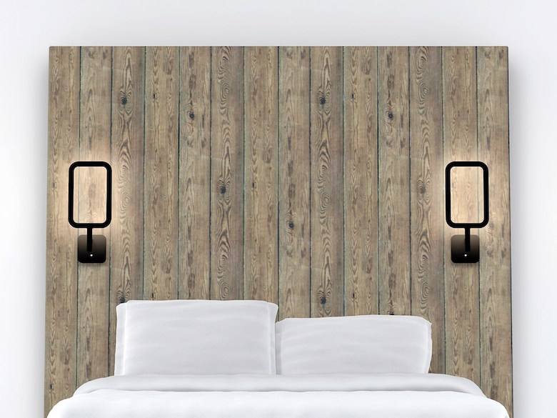 Framed Wall Lamp