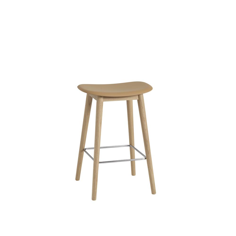 Fiber Wooden Stool