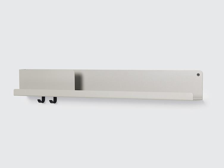 Folded Shelves L