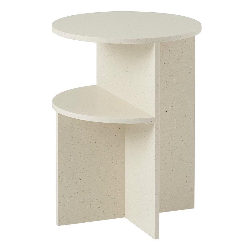 Halves Side Table indoor-outdoor