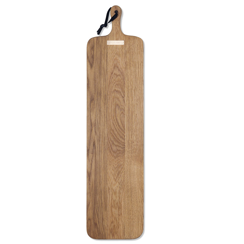 Wooden Serving Board XL Slim Fit-OAK