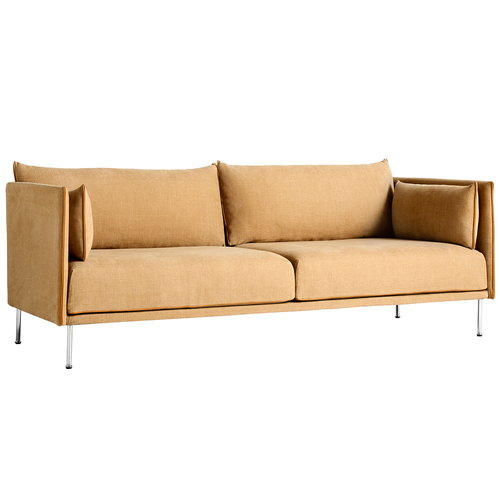 Silhouette Sofa Low Back-217cm