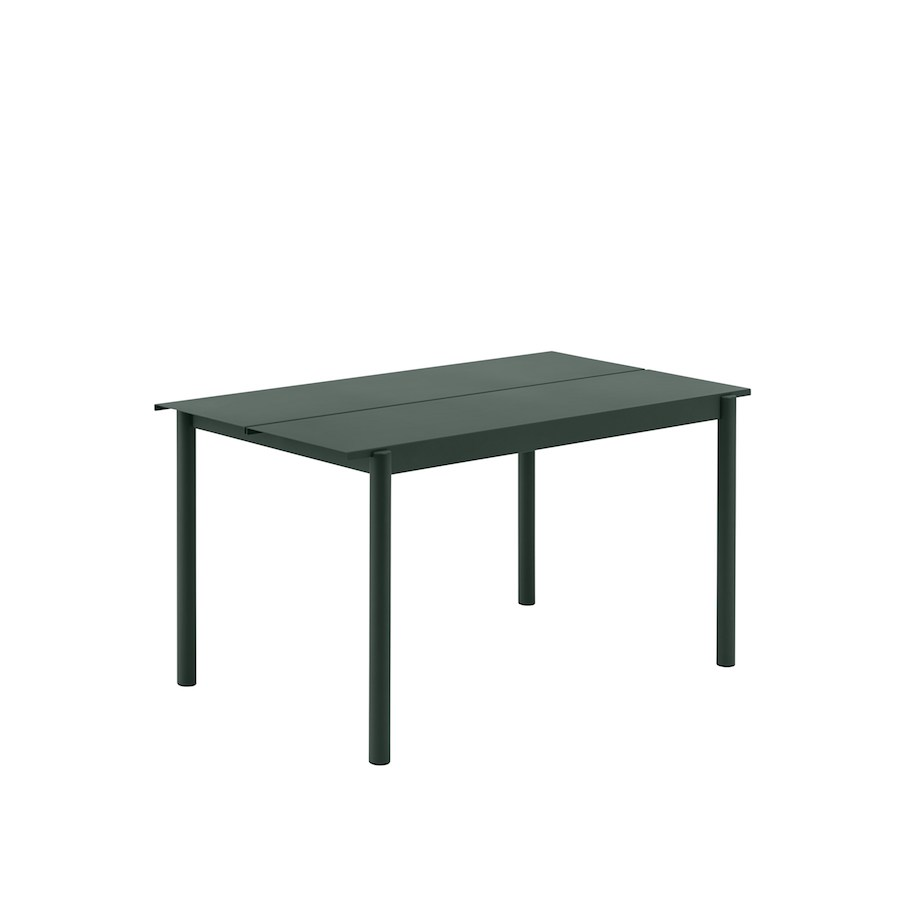Linear Steel Table Small