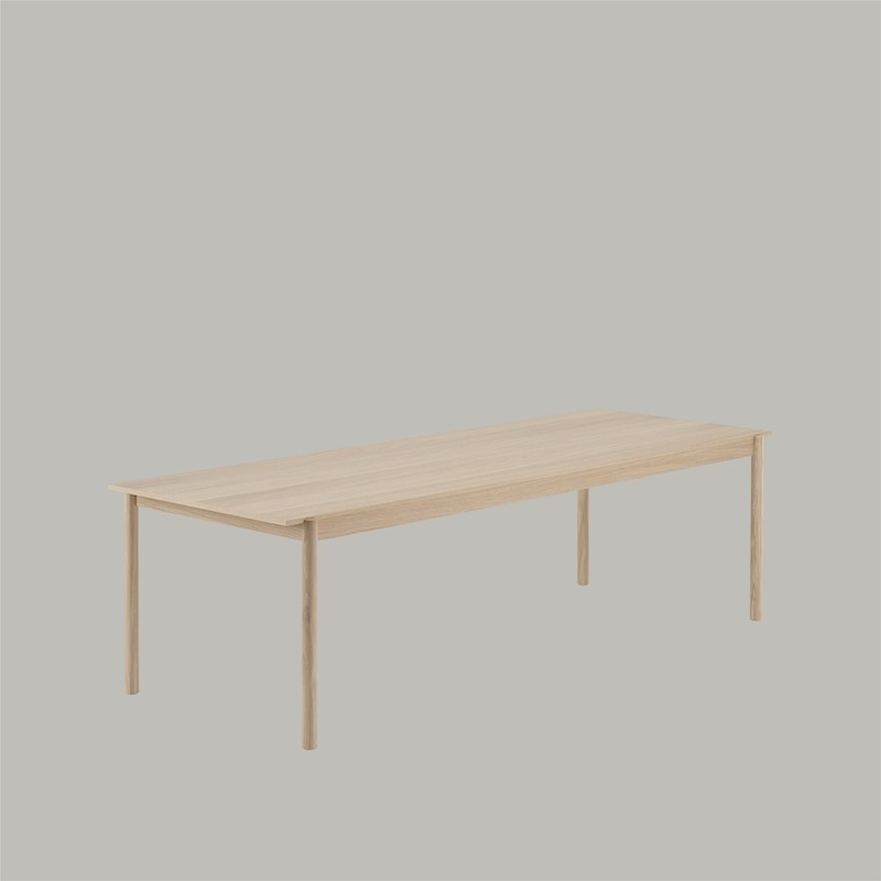 LINEAR-Table-wood- L260cm