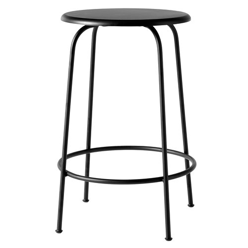 Afteroom Counter Stool Black