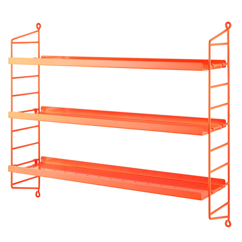 String Pocket Shelf Metal