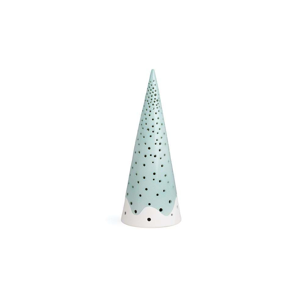 Nobili Candleholder turquoise-medium