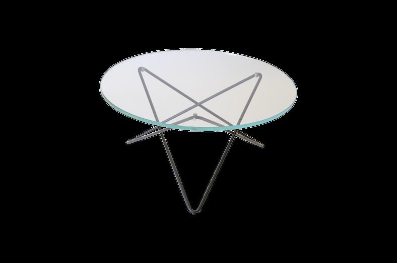 O table glass