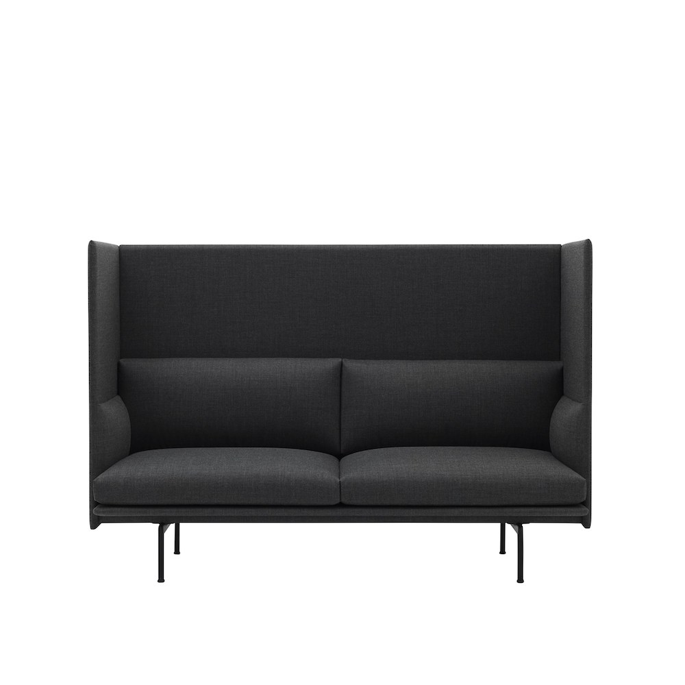 Outline High Back Sofa 170cm