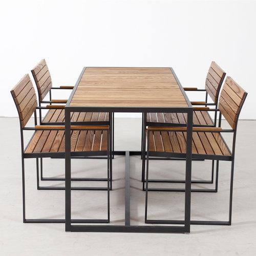 Garden Bistro 6 Table