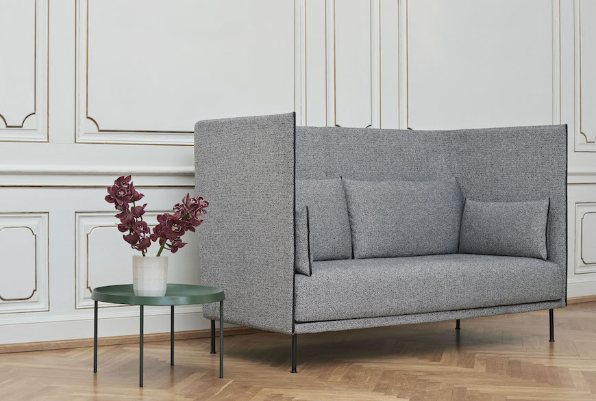 Silhouette Sofa High Back-217cm
