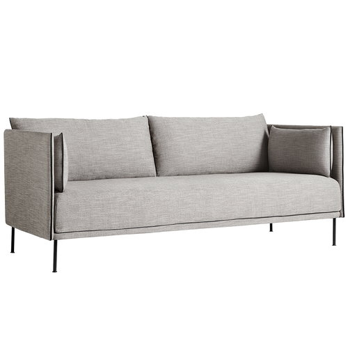 Silhouette Sofa Low Back-171cm