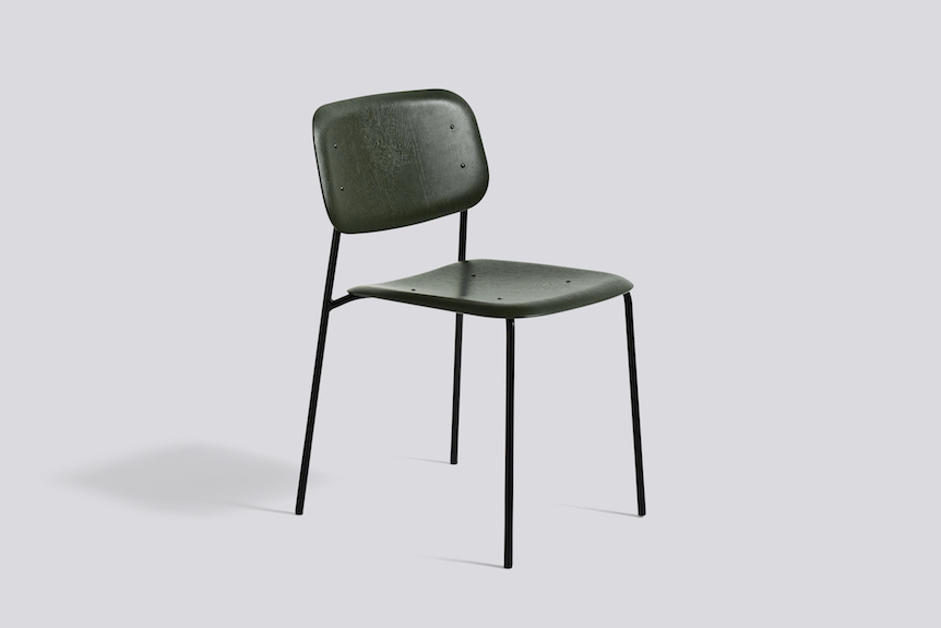Soft Edge P10 chair