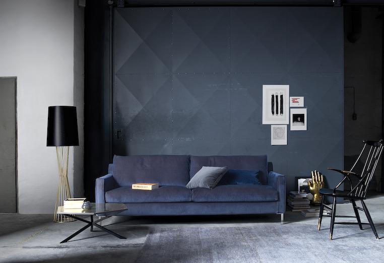 Streamline sofa 160 x 91cm, h71cm