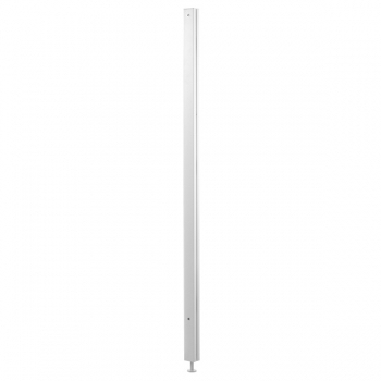 String Works vertical stand with Adj legs White